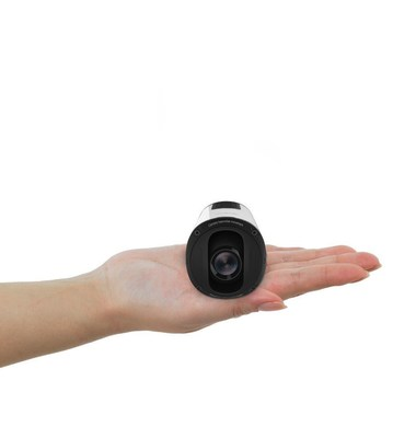 The world smallest super action camera