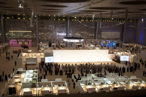 Heya Arabian Fashion Exhibition at Doha Exhibition and Conference Centre (DECC) (PRNewsFoto/Heya Arabian ...