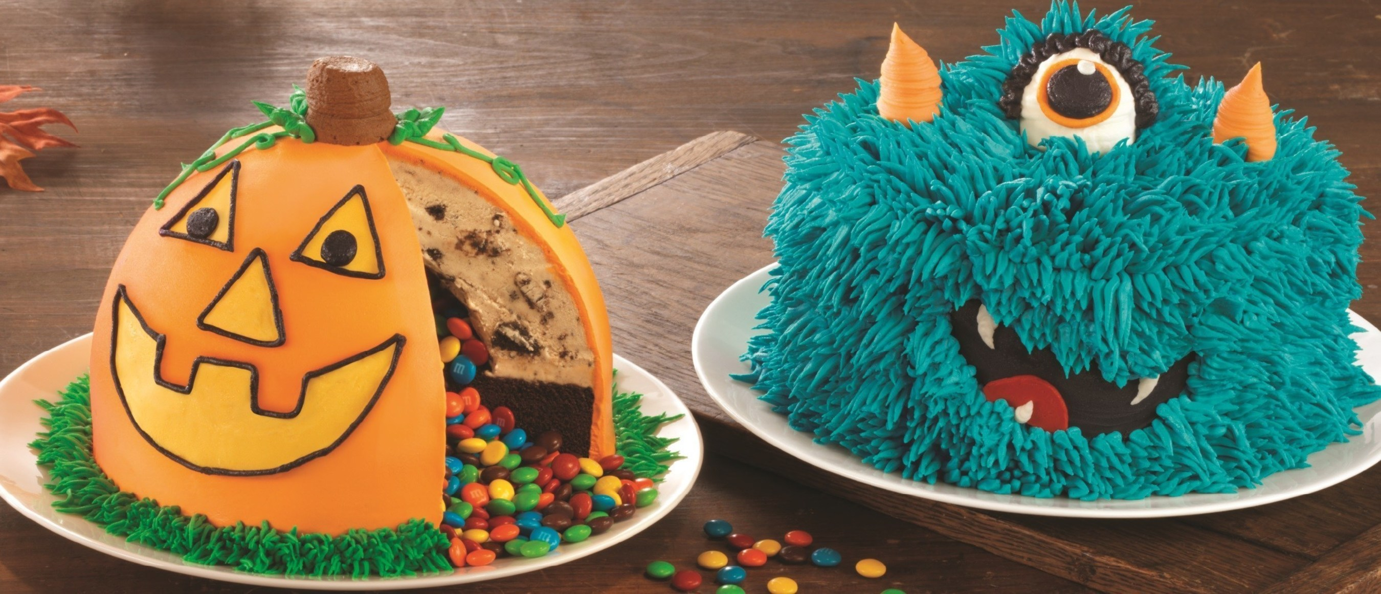 Baskin-Robbins Introduces a Frighteningly Delicious Lineup of Frozen Treats to Celebrate the Halloween Season All Month Long