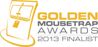 2013 Golden Mousetrap Awards: The Finalists area... Join Us February 11th to see who wins. (PRNewsFoto/UBM Canon)