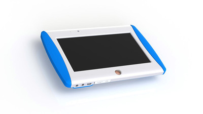 Oregon Scientific Unveils MEEP!, a new Android-based tablet for kids!    (PRNewsFoto/Oregon Scientific)