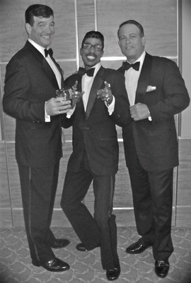 The award-winning Rat Pack Now tribute show comes to Horseshoe Bay Resort on December 7th. Dinner and admission is included with each package. For reservations call 877-611-0112 or book online at hsbresort.com. (PRNewsFoto/Horseshoe Bay Resort)