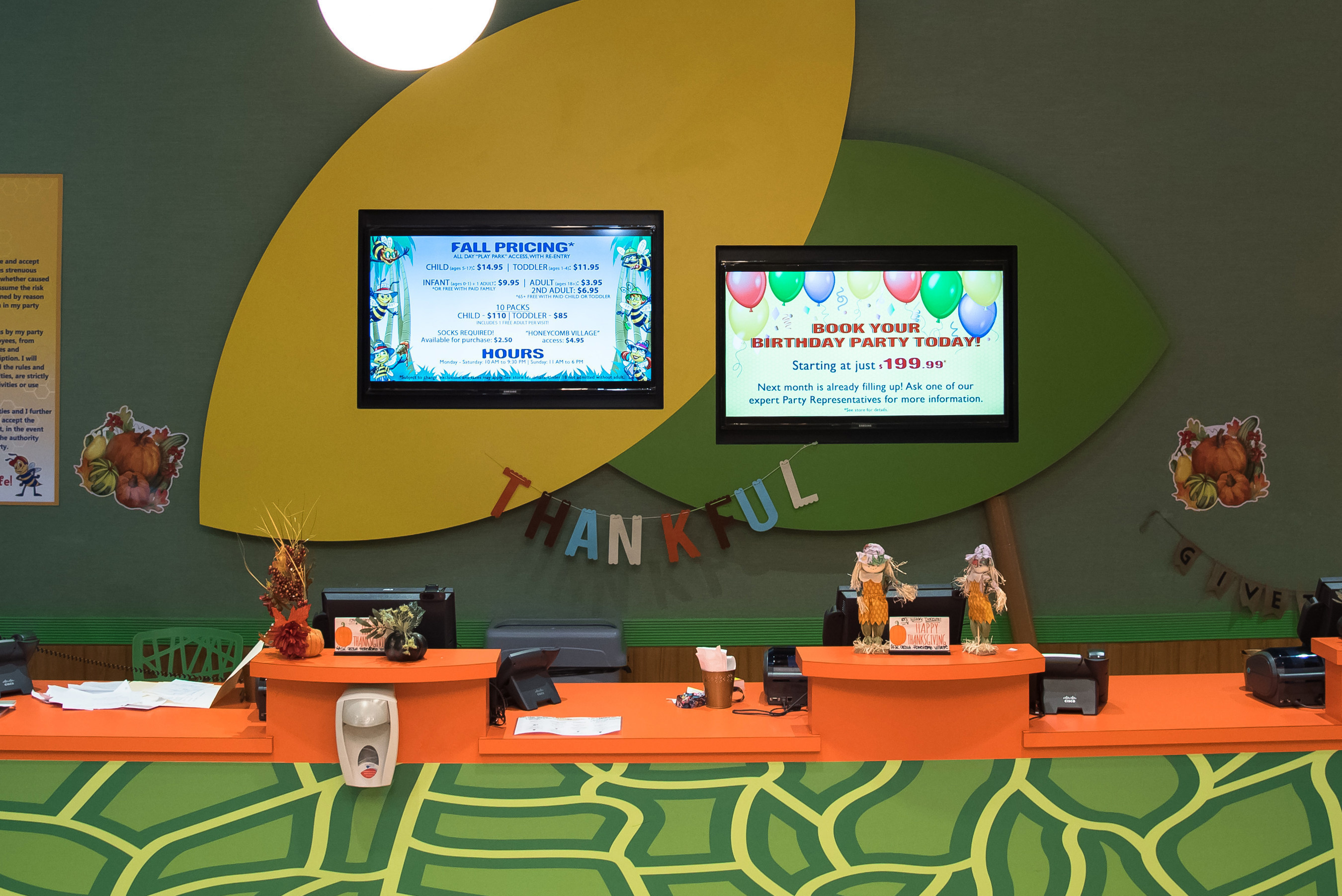 A Partnership to Enhance Communication With Digital Natives via Digital Signage