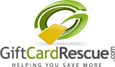 GiftCardRescue.com Logo.  (PRNewsFoto/GiftCardRescue.com)