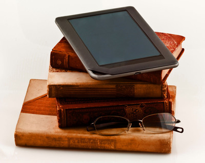 Books and E-Books.  (PRNewsFoto/Author Salon)