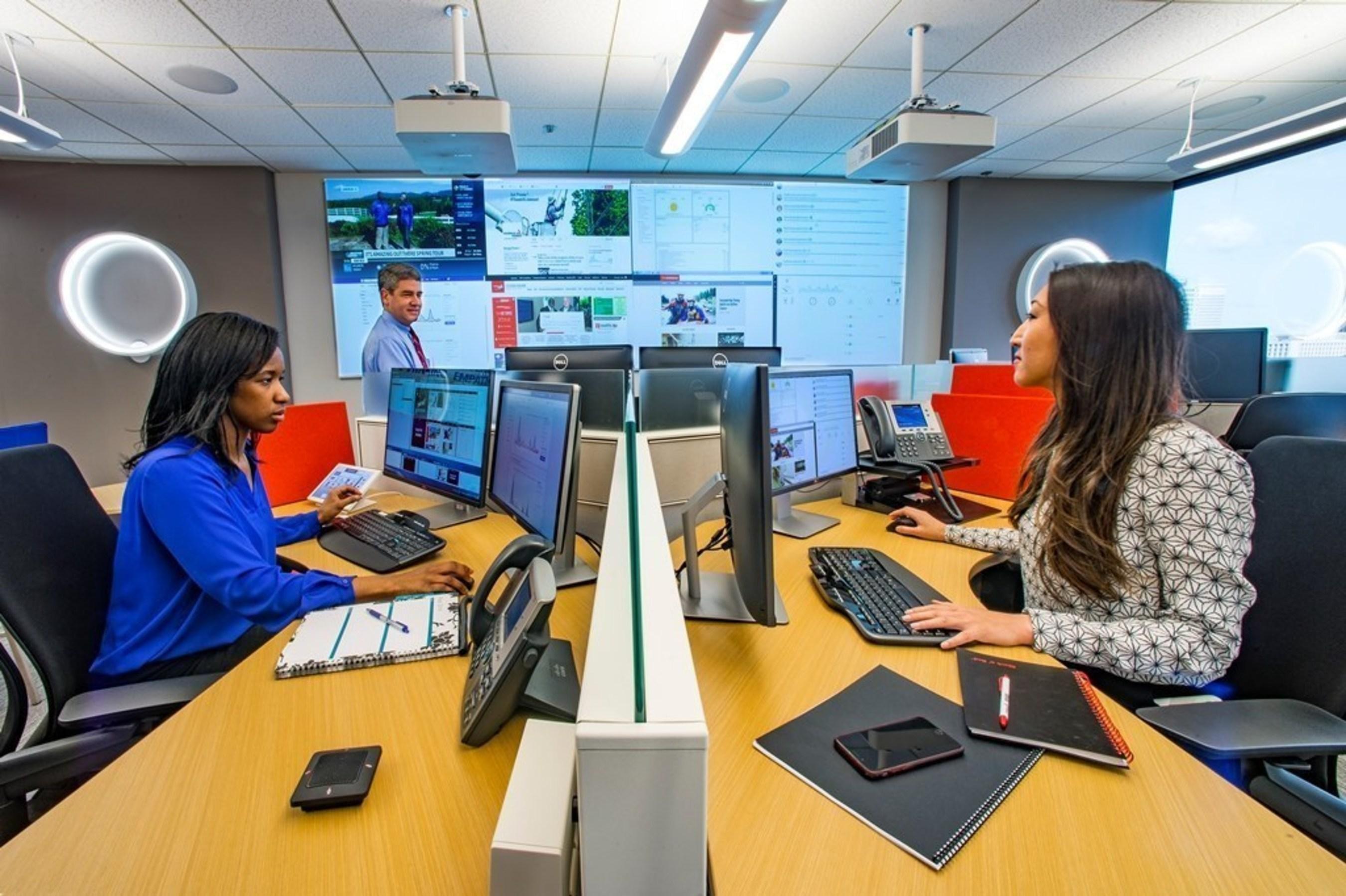 Georgia Power Social Media Center opens in Atlanta