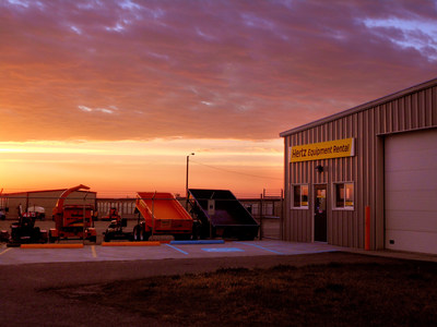 Hertz Equipment Rental Launches First Montana Location In Great Falls