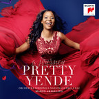 South African Soprano Pretty Yende, A Rising Star With A Modern Fairy-Tale Story, Releases Debut Album A Journey Available September 16, 2016