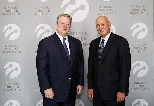 Selon le Prix Nobel Al Gore, la Turquie s'apprête à façonner l'avenir de la technologie, grâce à