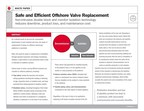 White Paper - Safe and Efficient Offshore Valve Replacement, Non-Intrusive Double Block and Monitor Isolation Technology