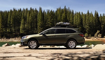 Subaru of America, Inc. Reports Record November Sales; 60 Consecutive Months of Yearly Month-Over-Month Growth