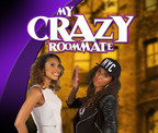 BOUNCE TV Begins Production on its First Original Scripted Sitcom: My Crazy Roommate Created and Executive Produced by Bentley Kyle Evans - Photo:  Brooke (Laila Odom) and Chole (Brittany Richards).  (PRNewsFoto/Bounce TV)