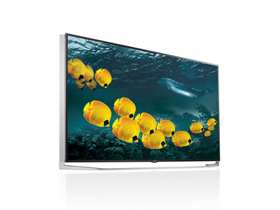 LG Electronics today announced the retail availability of its new 79-inch class Ultra HD TV (model 79UB9800), which goes on sale today for $7,999.99 at Video and Audio Center in Southern California.