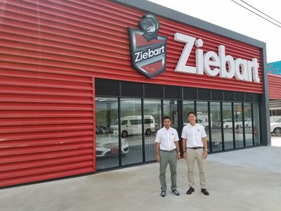 Automotive franchisor, Ziebart International Corporation, is excited to announce the opening of the first master licensed location in Bangkok, Thailand.