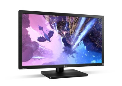 LG Electronics is helping gamers take their experience to a new level with the new LG 4K ULTRA HD monitor (model 27MU67), which will be available for the first time in the United States later this month.