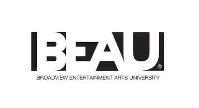 Broadview Entertainment Arts University logo