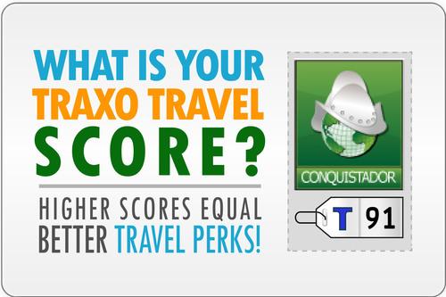 Traxo Launches 'Traxo Travel Score'™