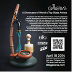 The 2014 Galleria Glass Exhibition and Expo(PRNewsFoto/BIG Publications)