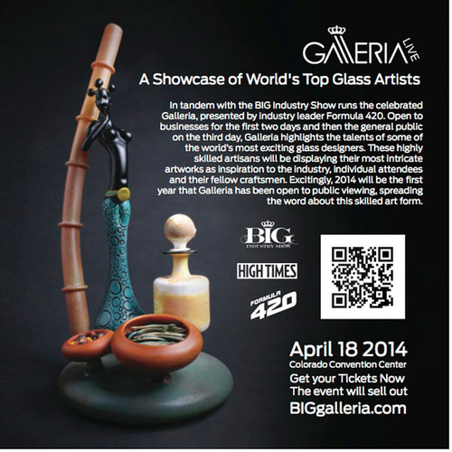 The 2014 Galleria Glass Exhibition and Expo(PRNewsFoto/BIG Publications) (PRNewsFoto/BIG PUBLICATIONS)