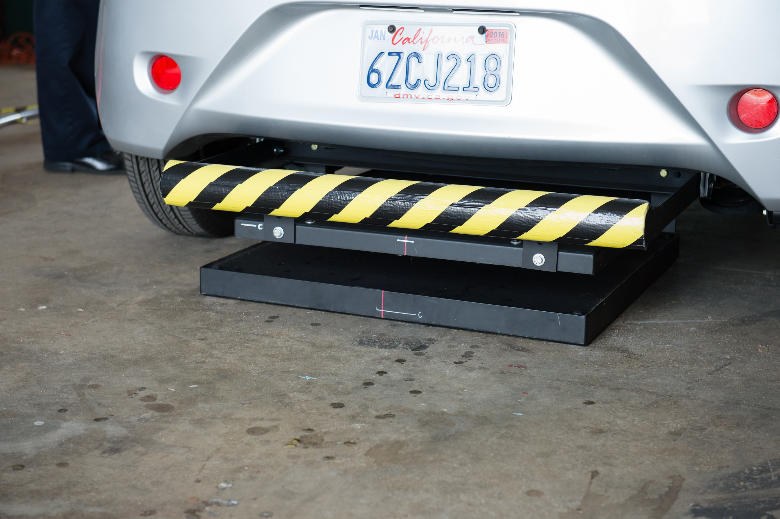 ITIC Automotive Test Bed Offers Wireless Charging As a Service
