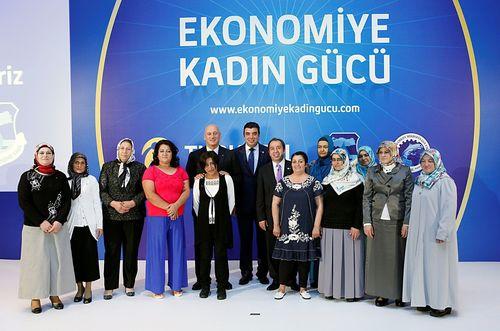 Turkcell continue de renforcer la place de la femme et de soutenir le développement de la Turquie