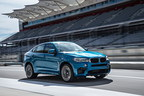 In July 3,648 customers took delivery of a BMW X6, up 71.5% on the same month last year (PRNewsFoto/BMW Group)