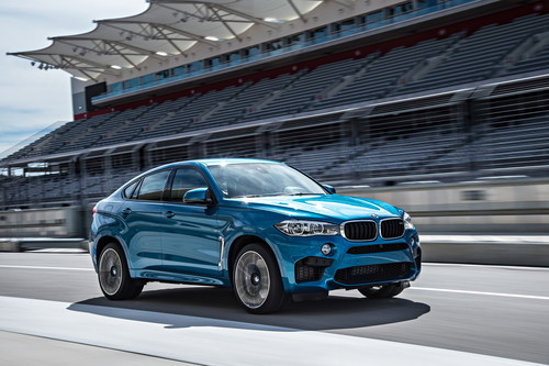 In July 3,648 customers took delivery of a BMW X6, up 71.5% on the same month last year (PRNewsFoto/BMW Group) ...