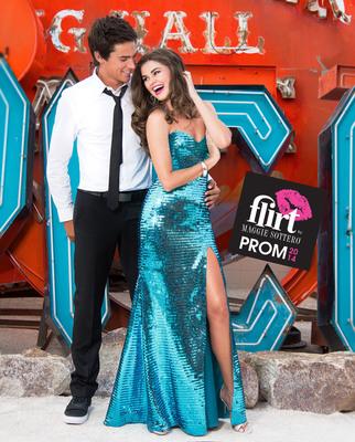 2009 flirt prom collection