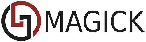 Magick Logo (PRNewsFoto/Magick)
