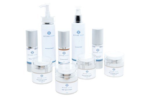 Active Derm Singapore products focus on acne treatment and anti-aging with emphasis on special formulations with the most effective active ingredients (PRNewsFoto/Active Derm Pte. Ltd)