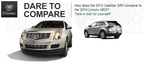 Comparing the '14 Cadillac SRX vs. '14 Lincoln MKX