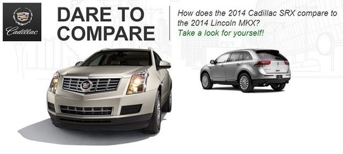 From a mechanical standpoint, the 2014 Cadillac SRX vs. 2014 Lincoln MKX is a very close battle. The Cadillac ...