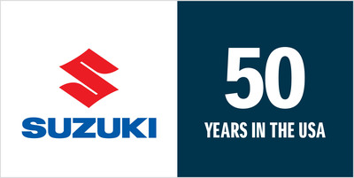 American Suzuki Motor Corp. logo. (PRNewsFoto/American Suzuki Motor Corp.)