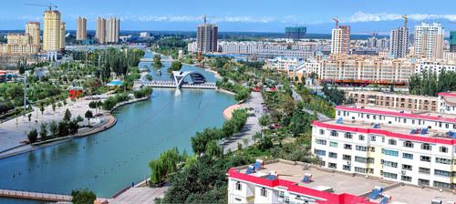 Sweet-Cored Apples: A Promising Industry at Akesu Region, Xinjiang