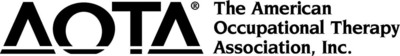 AOTA Logo.  (PRNewsFoto/American Occupational Therapy Association)