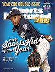 Sports Illustrated Kids SportsKid of the Year 2014, Mo'ne Davis