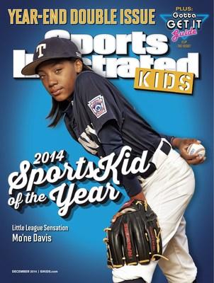 Mo'ne Davis, sports illustrated kids 2014