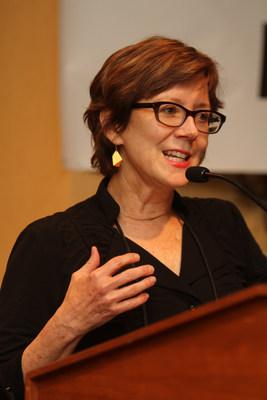 Cynthia Schu, new director of organizing for the Office and Professional Employees International Union (OPEIU), AFL-CIO.