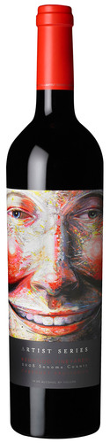 2008 Kenwood Artist Series Cabernet Sauvignon Features Artist Robin F. Williams' Charismatic And