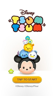 "Japanese Puzzle Game Sensation ""LINE: Disney Tsum Tsum"" Launches in U.S. & 39 Other Regions"