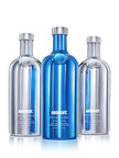 Absolut(R) Introduces Absolut Electrik Bottle In Striking Silver And Electric Blue
