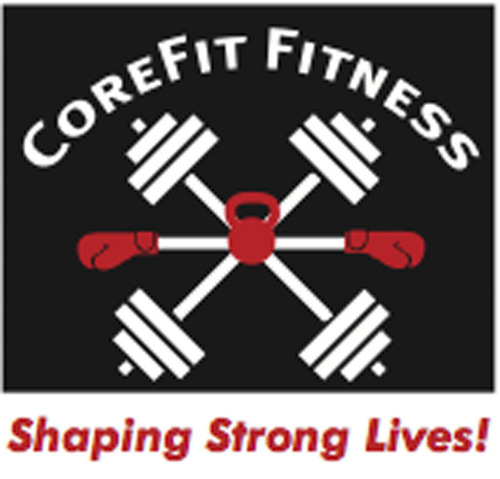 CoreFit Fitness logo. (PRNewsFoto/CoreFit Fitness) (PRNewsFoto/COREFIT FITNESS)