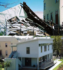 Destroyed by Hurricane Katrina in 2005, the New Orleans Mission Family Center reopened in 2009 with help from a $350,000 Affordable Housing Program (AHP) grant from the Federal Home Loan Bank of Dallas (FHLB Dallas). Additional special grant funds totaling $3 million for housing, $1.3 for small businesses, and $200,000 for nonprofits were awarded by FHLB Dallas after the devastation of Hurricanes Katrina and Rita in 2005.