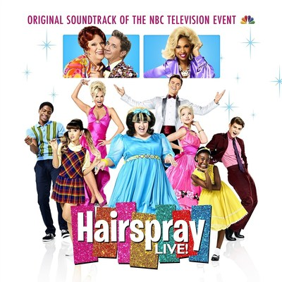 "Hairspray LIVE! Original Soundtrack Of The NBC Television Event, the companion album to NBC's broadcast of ""Hairspray Live!"" is available December 2 via Masterworks Broadway/Epic Records"