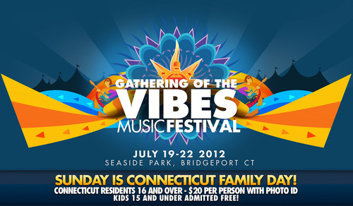 Sunday is 'Family Day' at the Vibes Celebrating CT Residents, Vets & Active Military