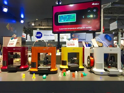 XYZprinting's da Vinci Mini 3D Printer