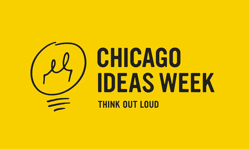 Chicago Ideas Week Oct. 14-20, 2013.  (PRNewsFoto/Chicago Ideas Week)