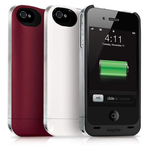 juice pack air snap case colors.  (PRNewsFoto/mophie)
