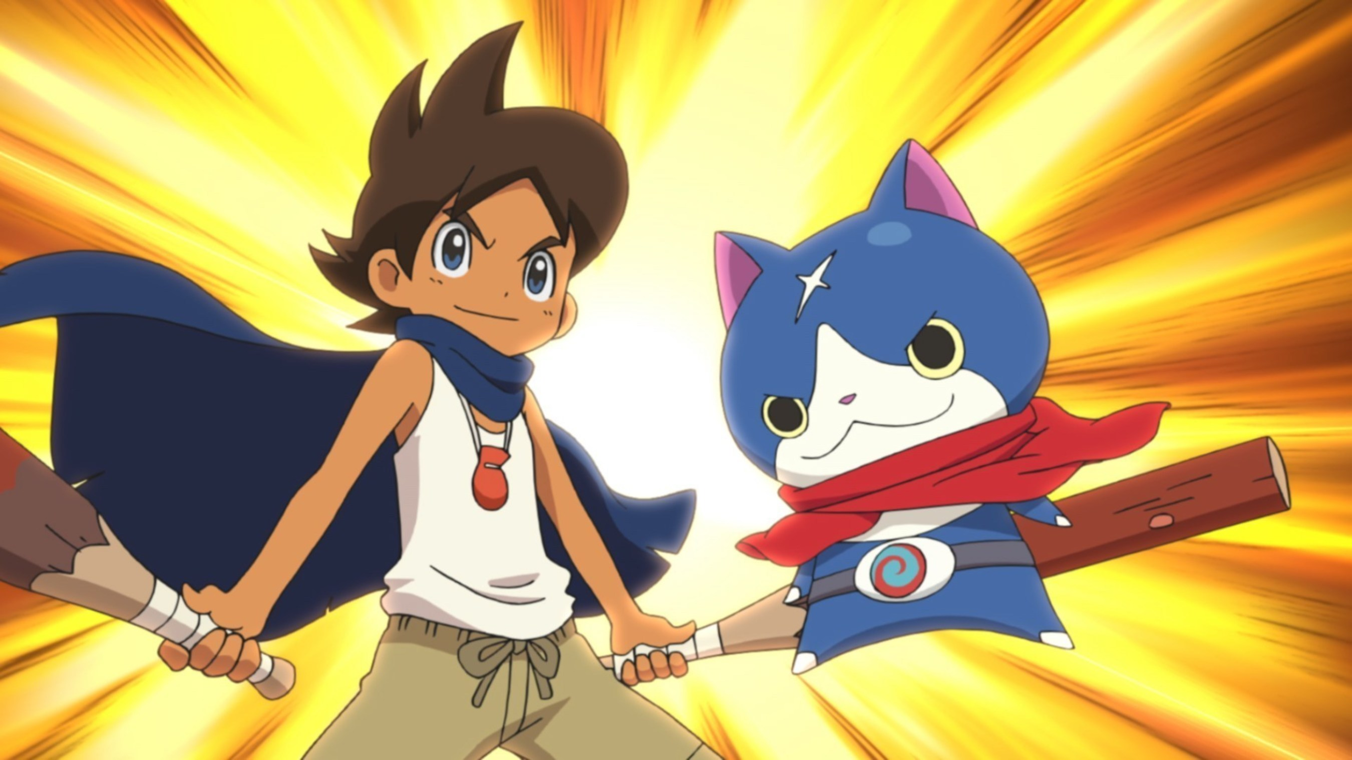 Nate and Hovernyan make for a formidable duo!