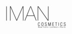 IMAN Cosmetics logo.  (PRNewsFoto/IMAN Cosmetics)